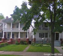 St. Clair Street, Detroit
